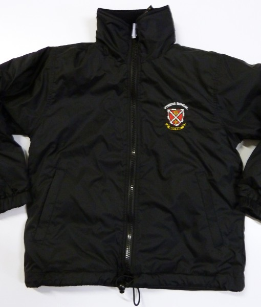 Reversible Jacket with badge Vyners