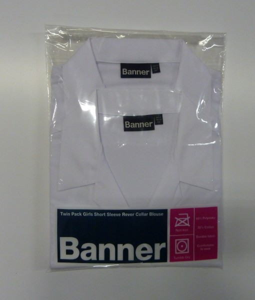 White Shirts II - Windsor Girls Short Sleeve