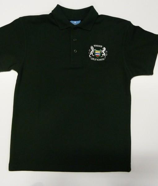 Windosr Girls Polo Shirt
