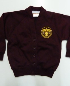 Cranbourne Primary Cardigan