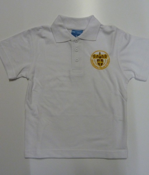 Cranbourne Primary White Polo